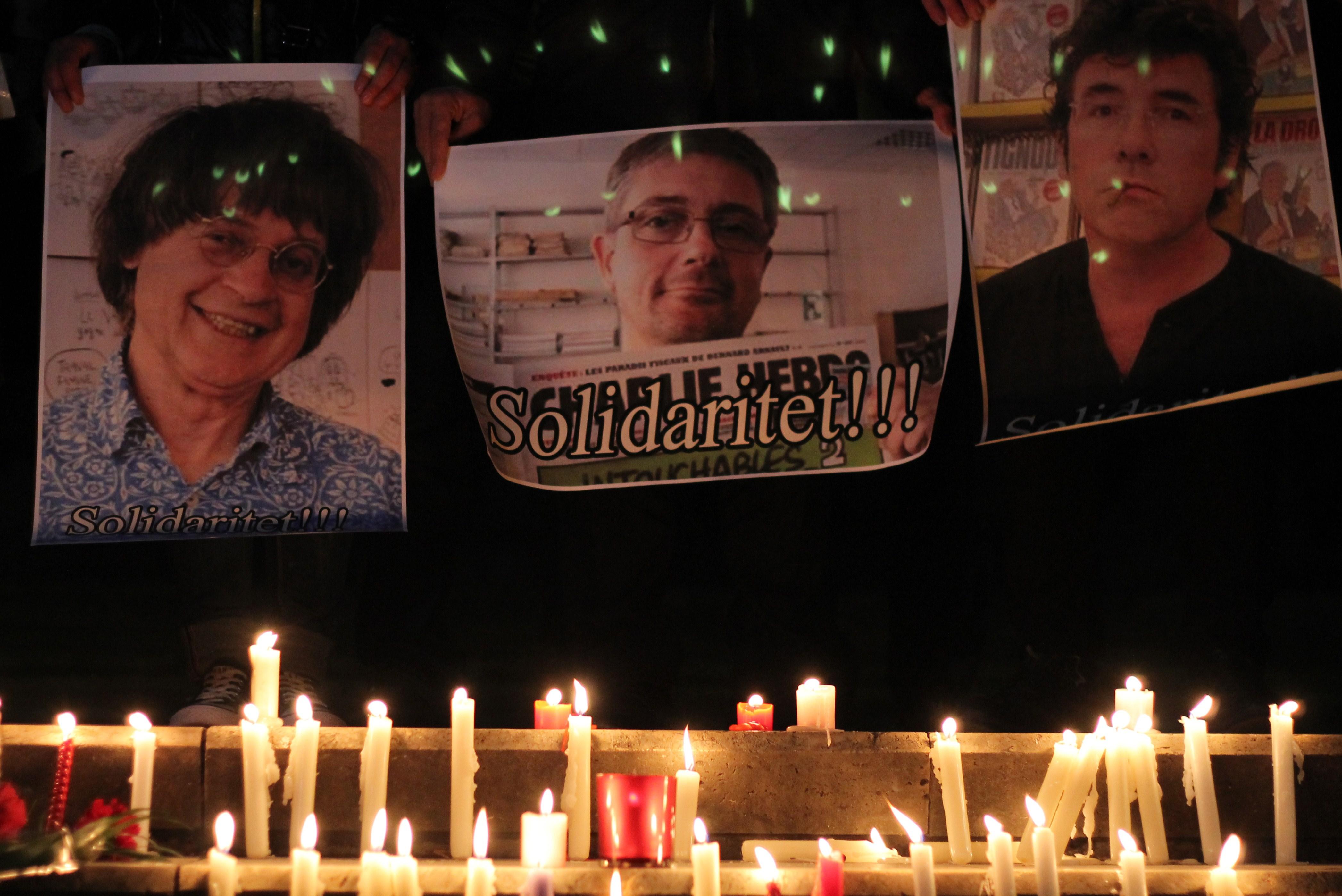 """""""Charlie Hebdo""""-Massaker: Auch Muslime sind unter den Opfern"""