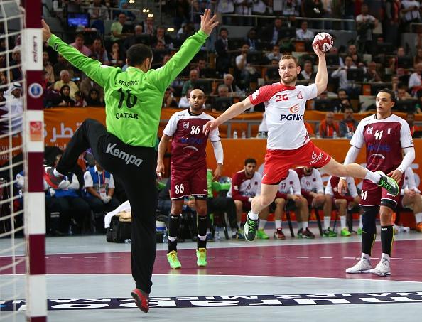 Katar Polen Handball