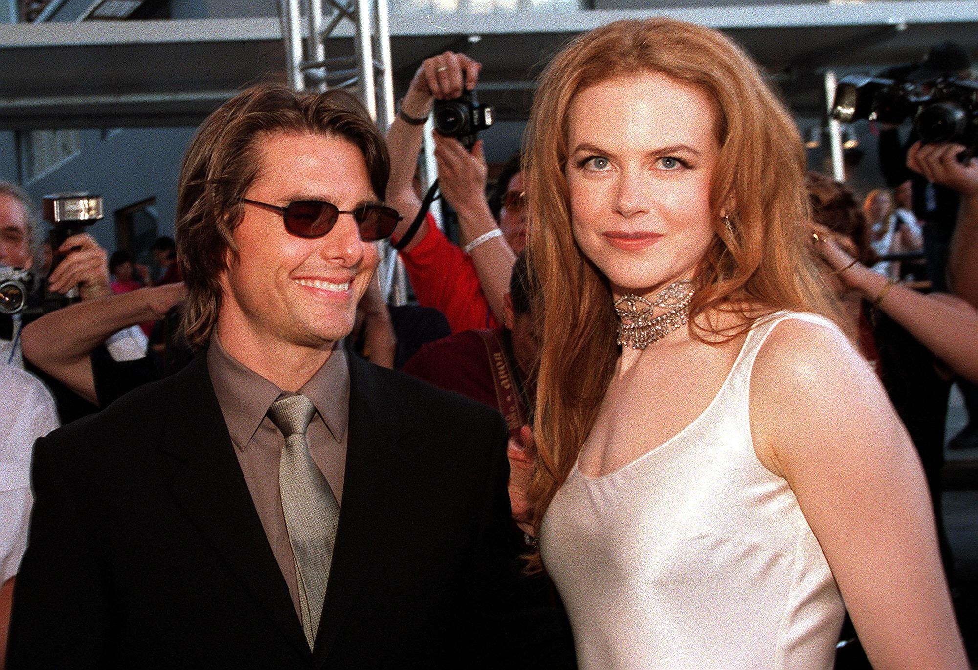 Tom Cruise ließ Nicole Kidman im Auftrag von Scientology abhören