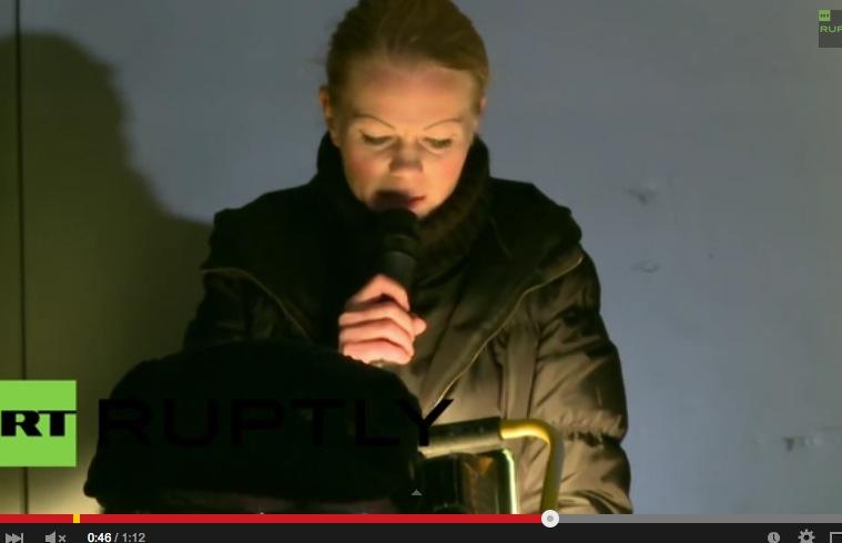 Pegida redet mit Günther Jauch: Kathrin Oertel am Sonntag erstmals in ARD-Talk