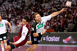 Handball Wm Deutschland Gegen Katar
