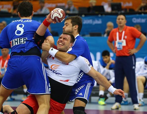 Handballmannschaft Katar