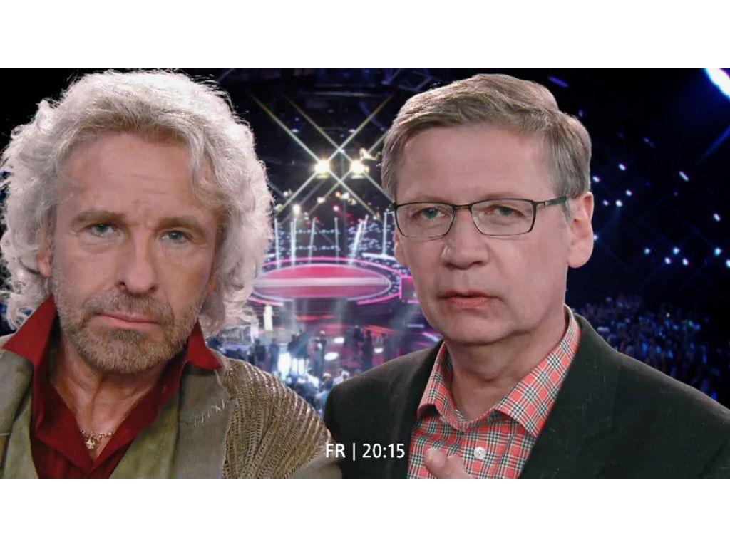 Die 2 – Gottschalk & Jauch gegen ALLE 20:15  – 00:00 Live-Stream heute Fr. 9.1. WWM bei  RTL + Free-TV
