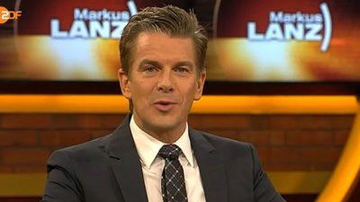 Markus Lanz heute Do., 29.01. Live-Stream im ZDF  23:15 – 00:30 Uhr + Free-TV und Mediathek