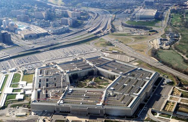 Polizist vor Pentagon von Messerangreifer getötet