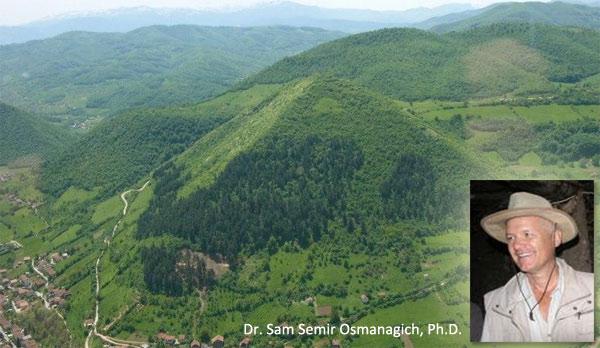 Bildergebnis für bosnische pyramiden osmanagic