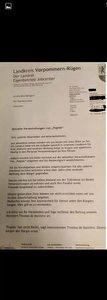 Aufruf zur Nichtteilnahme an Pegida-Veranstaltungen in Mecklenburg Vorpommern. Quelle: Internet