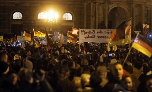 """""""Pegida""""-Organisatoren kommentieren Anschlag von Paris"""