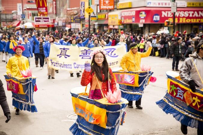 Schock für die KP-China: Chinesen senden Neujahrsgrüße an den Gründer von Falun Gong
