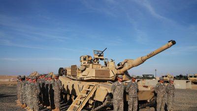 Kampf gegen ISIS im Irak: Präsident Obama schickt über 4.000 Soldaten nach Kuwait