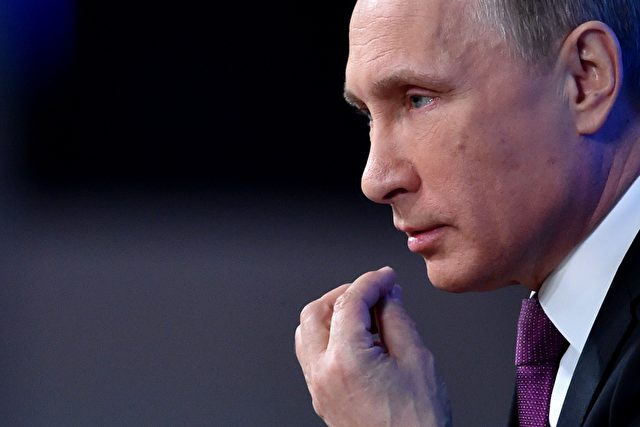 Wladimir Putin Foto: KIRILL KUDRYAVTSEV/Getty Images