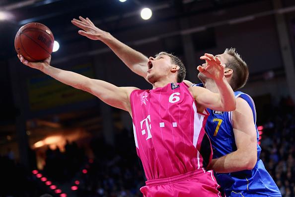 Live-Stream Basketball Telekom Baskets Bonn vs BG Göttigen: Pokal Qualifikation live