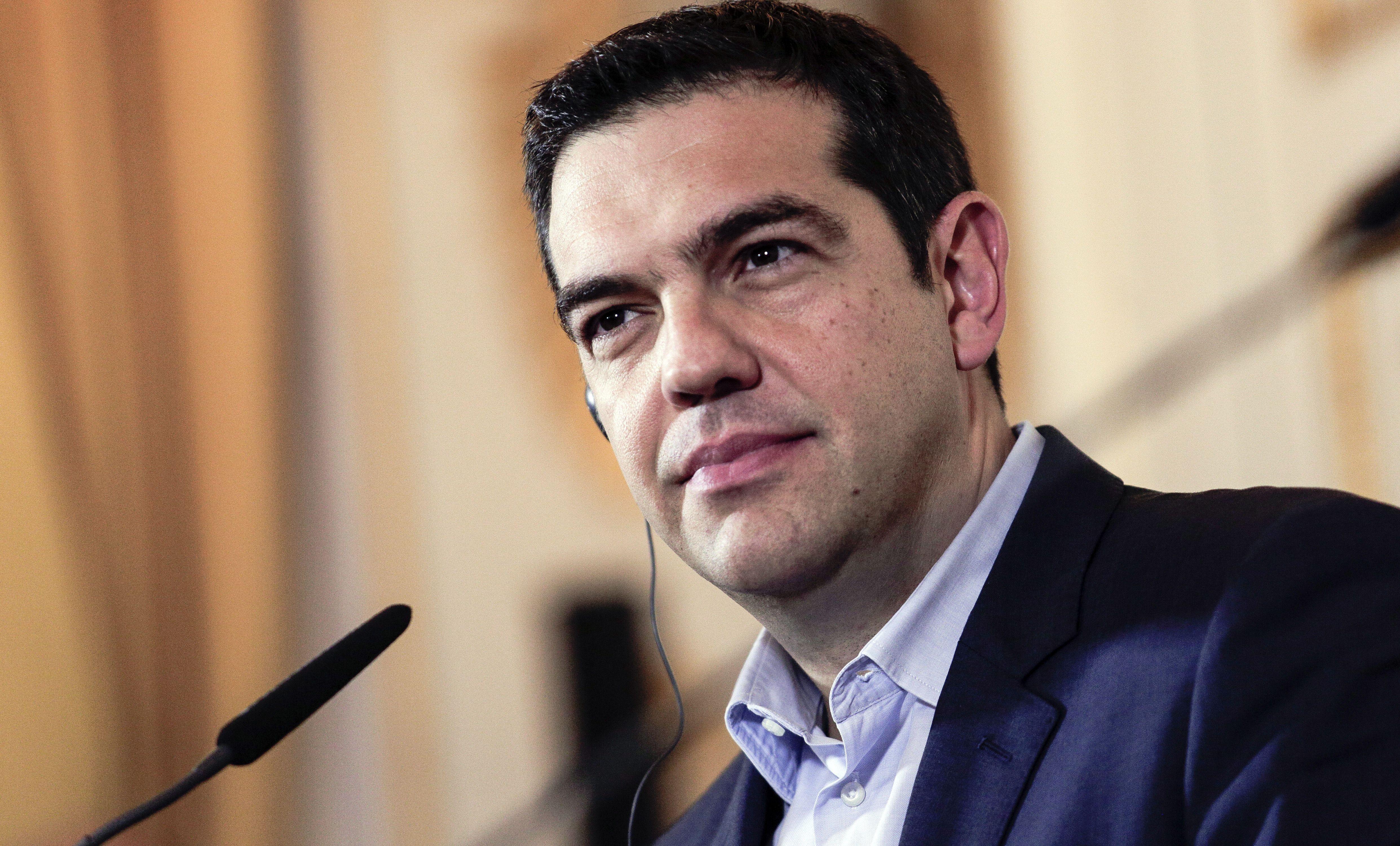 """Tsipras Regierungserklärung: """"Das griechische Volk hat uns ein klares Mandat erteilt. Ein Mandat zu kämpfen."""""""