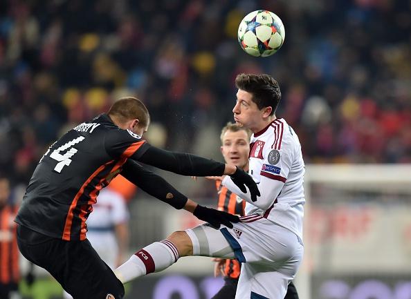 Schachtar Donezk vs Bayern München: Zehn Bayern erhalten sich mit 0:0 Viertelfinal-Chance