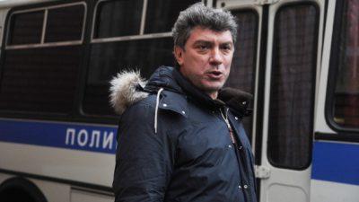Russischer Oppositionspolitiker Boris Nemzow in Moskau erschossen