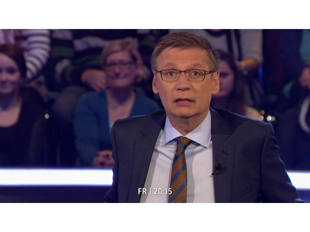 5 gegen Jauch – Prominenten-Special mit Hannes Jaenicke, Maren Gilzer heute Fr. 27.02, 20:15-23:00 RTL und Live-Stream + Free-TV