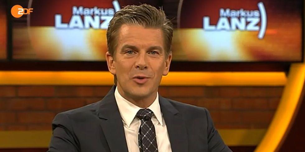 Zdf Programm Heute Abend Markus Lanz