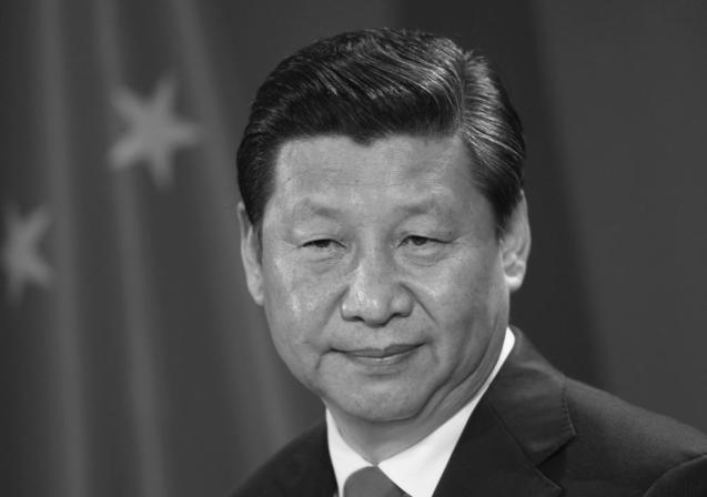 Chinas Staatschef Xi Jinping hat in Richtung seiner Feinde harte Worte in Zeitungsartikeln veröffentlichen lassen. Foto: Sean Gallup / Getty Images
