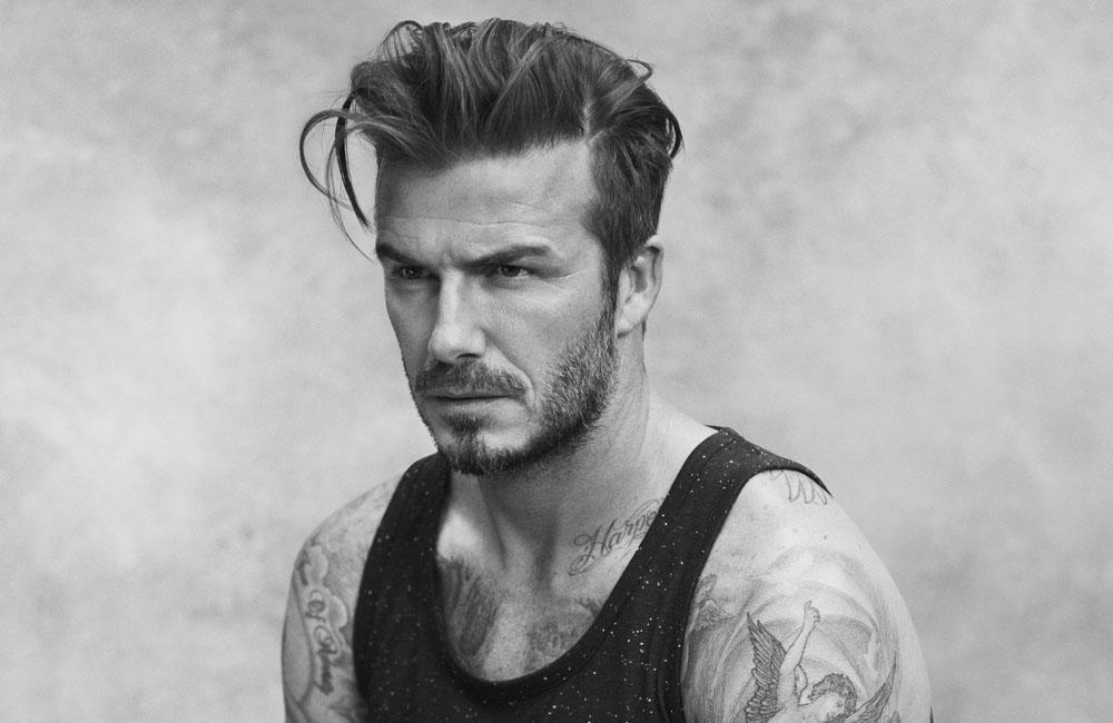 David Beckham: Unterwäsche-Parodie