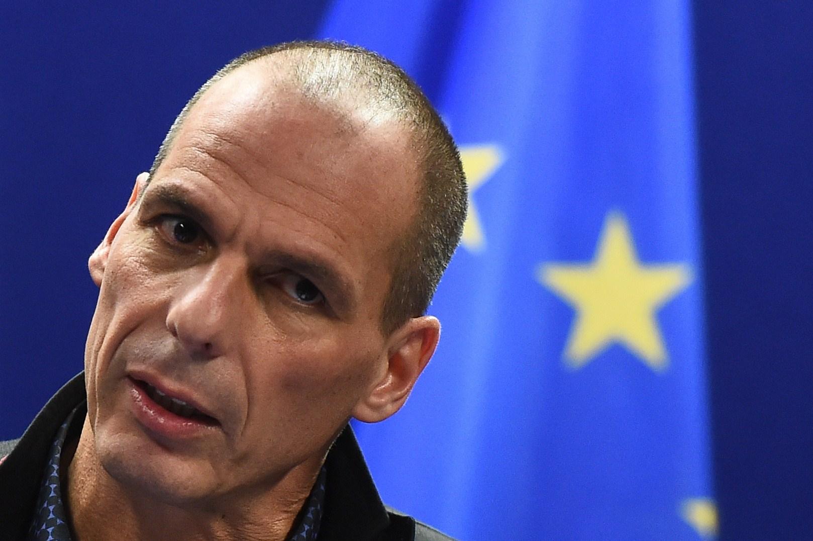 """Yanis Varoufakis: """"Europa droht schlimmer als die Sowjetunion zu werden"""""""