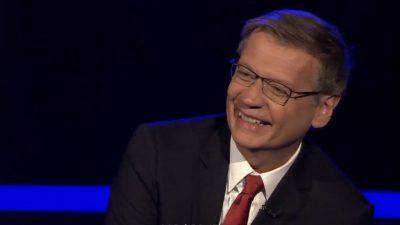 Wer wird Millionär? mit Günther Jauch heute Mo.30.03. Live-Stream 20:15-21:15 bei  RTL + Free-TV + Mediathek