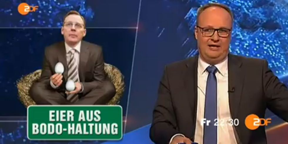 ABGESAGT wegen Flugzeug-Absturz: heute-show mit Oliver Welke im ZDF heute 27.03.  um 22:30 – 23:00 Uhr + Mediathek
