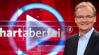 """Hart aber fair """"Notfall Psyche – Gefahr auch für die Mitmenschen?"""" – Live-Stream mit Frank Plasberg heute Mo. 30.03. um 21:00 – 22:15 auch Free-TV und Mediathek"""