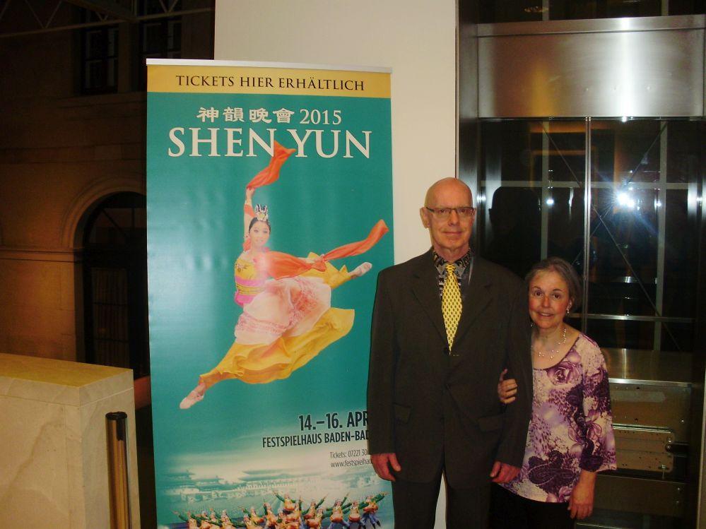 """Pianistin: """"Die Musik von Shen Yun hat meiner Seele sehr gut getan"""""""