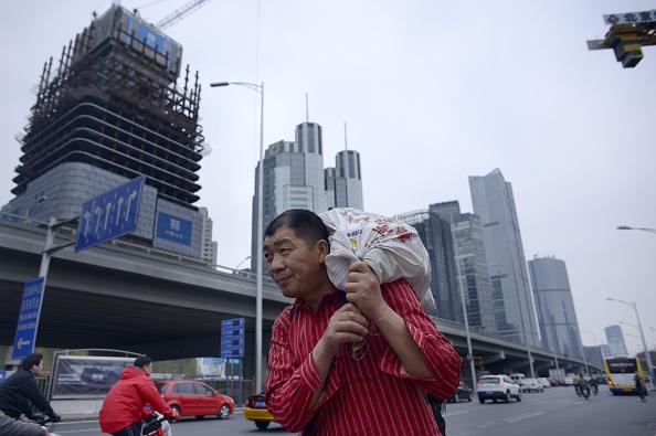 China sackt sie alle ein: Am neuen Weltbank-Rivalen AIIB wollen schon 42 Staaten teilnehmen, sehr zum Leidwesen der USA. Foto: Wang Zhao / Getty Images