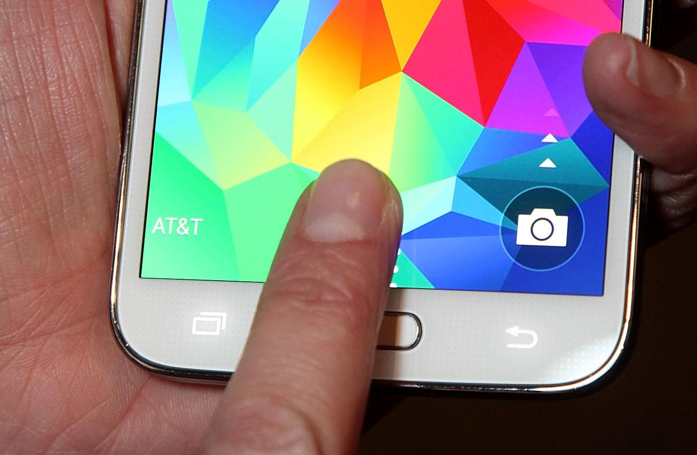 Android KitKat Bug auf Galaxy S5: Fingerabdruck-Daten können von Hackern geklont werden