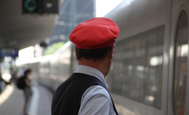 Bahn fordert Schlichter im Tarifstreit mit Lokführern