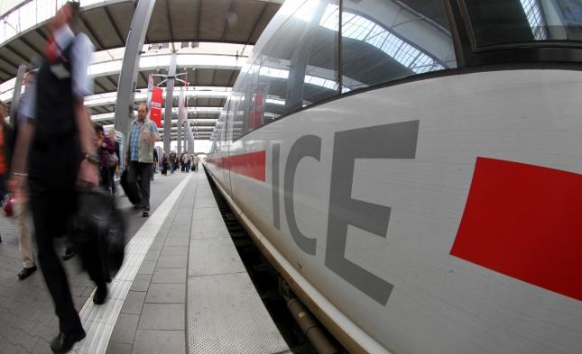 Bahn will nach Streik schnell zum regulären Fahrbetrieb zurückkehren