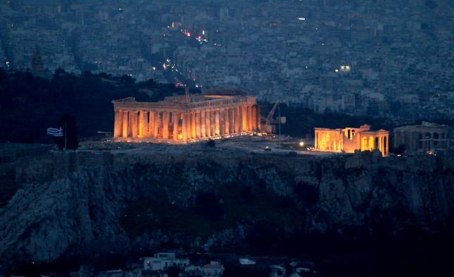 Bericht: Bundesregierung will Athen auch bei Pleite im Euro halten