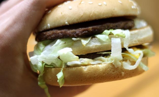 """Gewerkschaft: McDonald`s hat Gaststätten-Landschaft """"komplett umgekrempelt"""""""