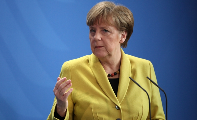 70 Jahre Weltkriegsende: Merkel würdigt deutsch-polnische Beziehungen