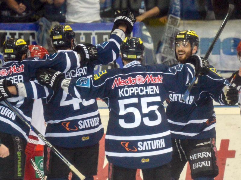 Ingolstadt folgt Mannheim insDEL-Finale – 6:2 gegen DEG