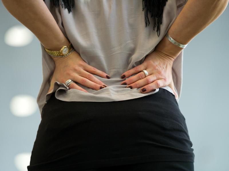 Rückenleiden bei Krankschreibungen erstmals Ursache Nummer eins
