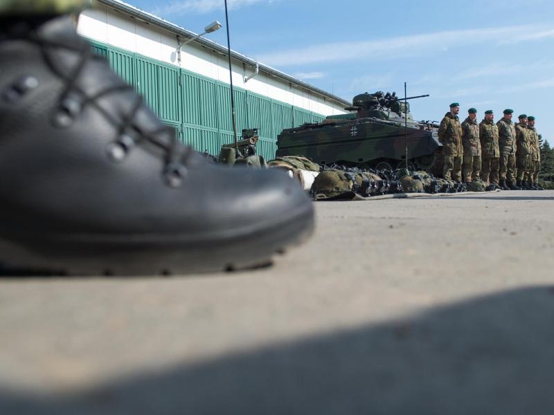 Nato-Alarm für Bundeswehrsoldaten