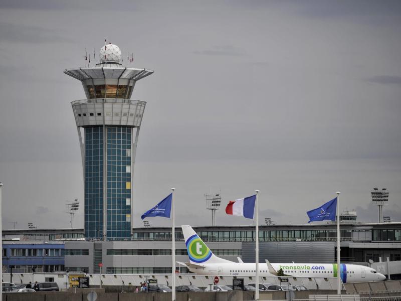 Zahlreiche Ausfälle durch Fluglotsenstreik in Frankreich