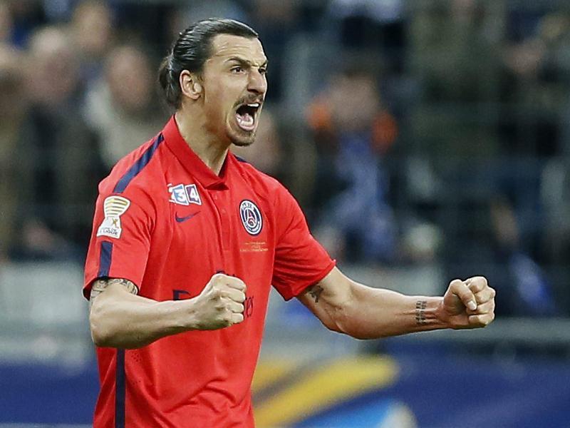 Ibrahimovic führt PSG zum fünften Ligacup-Triumph