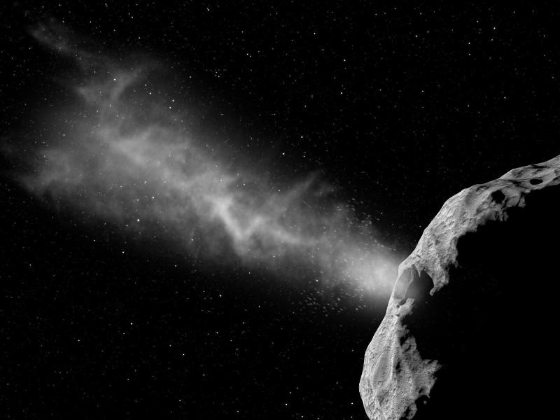 Einschlag auf «Didymoon» soll Asteroiden-Abwehr testen