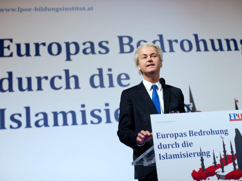 """Geert Wilders will Niederlande """"ent-islamisieren"""" – Moscheen schließen, Koran verbieten"""