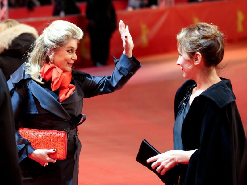 Premiere in Cannes:Regisseurin eröffnet Filmfestival