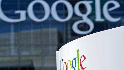 EU stellt Weichen für härtes Vorgehen gegenGoogle