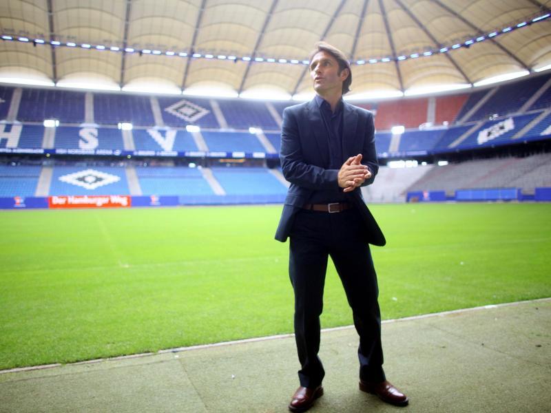 Die Bundesliga-Trainer des Hamburger SV seit 1997