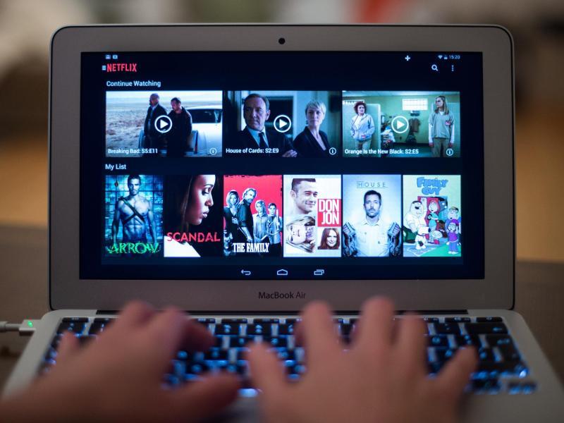Polizei warnt vor Netflix-Betrüger: Niemals leichtsinnig persönliche Daten angeben