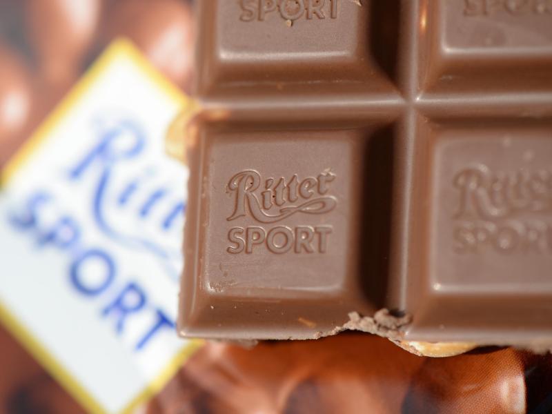 Ritter Sport will nur noch mit nachhaltigem Kakao arbeiten