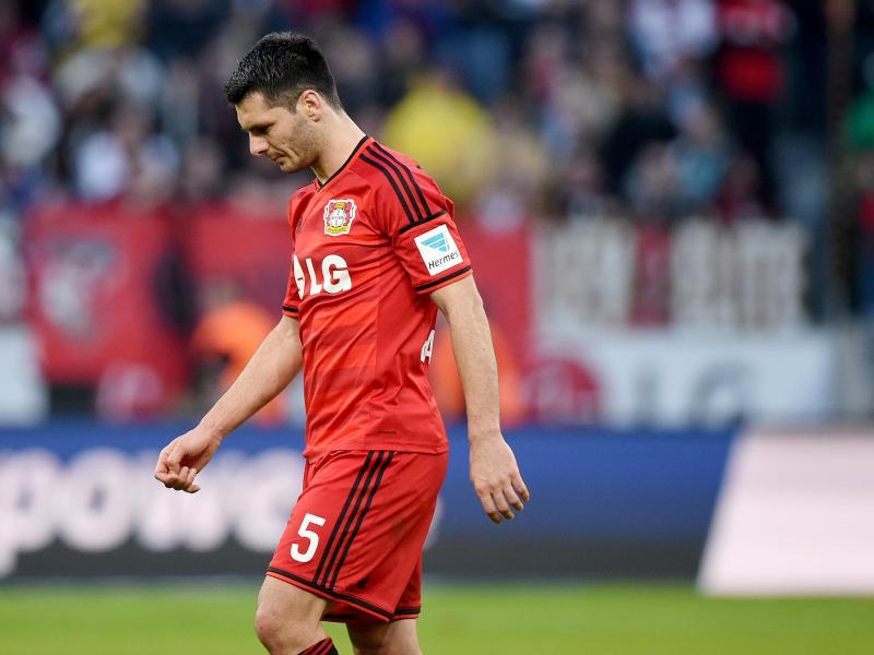 Drei Monate Sperre für Leverkusens Spahic
