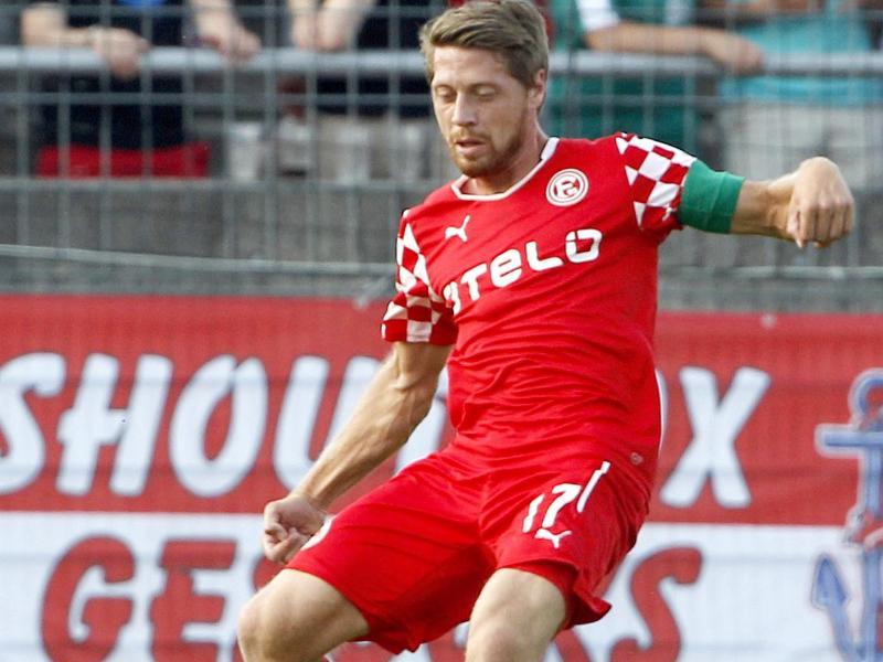 Lambertz verlässt Fortuna Düsseldorf