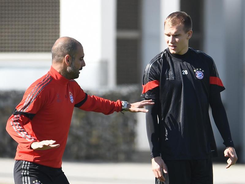 Schock für FC Bayern und Badstuber: Muskelriss